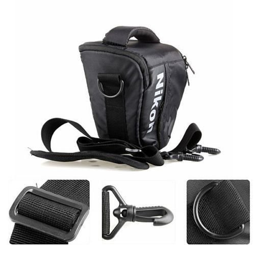 Waterproof Camera triangle Bag Case Fr Nikon D7100 D7000 D5200 D5100 D5000 D3100