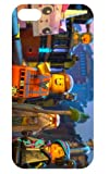 The Lego Movie Fashion Hard back cover skin case for apple iphone 5 5s 5g 5th generation-i5tlm1020