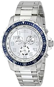 """Invicta 'Limited Edition' Men's ILE6621ASYB """"Specialty"""" Stainless Steel Watch"""