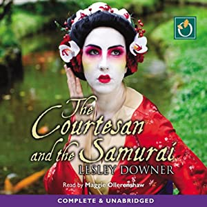 The Courtesan and the Samurai Audiobook