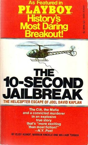 The 10-Second Jailbreak [Mass Market Paperback] by