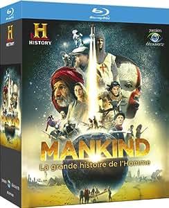 Mankind, La grande histoire de l'Homme [Blu-ray]