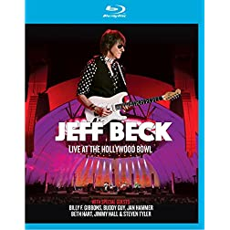Jeff Beck: Live at the Hollywood Bowl [Blu-ray]