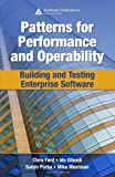 img - for Patterns for Performance and Operability: Building and Testing Enterprise Software book / textbook / text book
