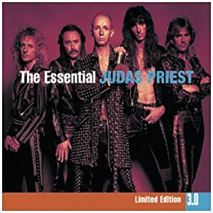 The Essential 3.0 Judas Priest (Eco-Friendly Packaging)