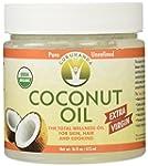 GuruNanda Organic Extra Virgin Coconu...