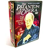 The Chaney Collection (Phantom of the Opera / Hunchback of Notre Dame / Shadows / The Shock)