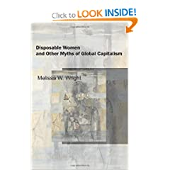Disposable Women and Other Myths of Global Capitalism (Perspectives on Gender) (9780415951456)
