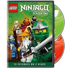 Lego Ninjago: Masters of Spinjitzu - Season 1