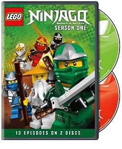 LEGO Ninjago: Masters of Spinjitzu Season One