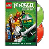 Lego Ninjago: Masters of Spinjitzu - Season 1 (2012)