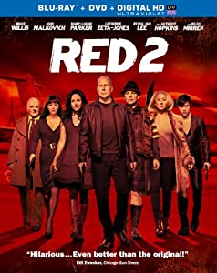 Red 2 [Blu-ray] from Summit Inc/Lionsgate