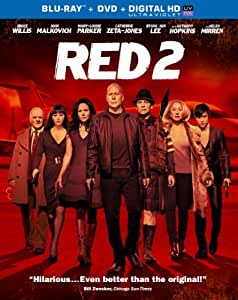 Red 2 [Blu-ray] [Import]