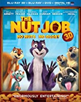 The Nut Job (Blu-ray 3D + Blu-ray + DVD + DIGITAL HD with UltraViolet) by Universal Studios