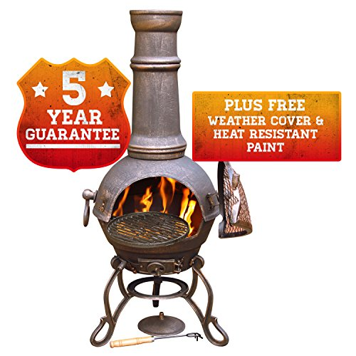 chimnea-large-cast-iron-chiminea-with-swivel-barbecue-bbq-grill-by-gardeco-perfect-to-heat-your-pati