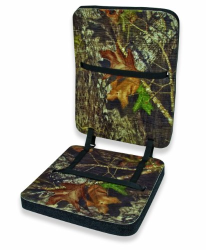 Cheapest Prices! Mossy Oak Foam Cushion with Back (Break-Up, One Size)