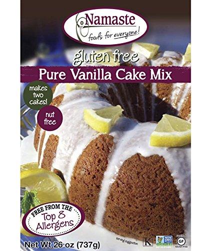 Namaste Foods Cake Mixes
