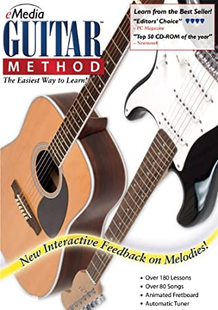 eMedia Guitar Method v5 [Download]
