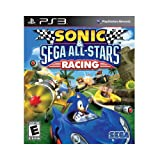 New - Sonic & Sega Racing PS3 by Sega - 69036