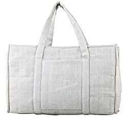 MARMITTE 100 % POLYESTER AND LINEN BAG