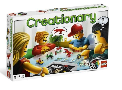 Imagen principal de LEGO Games - Creationary (3844)