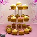 3 Tier Cupcake Stand, Wedding, Anniversary, Birthday, Christmas...by TAKARA