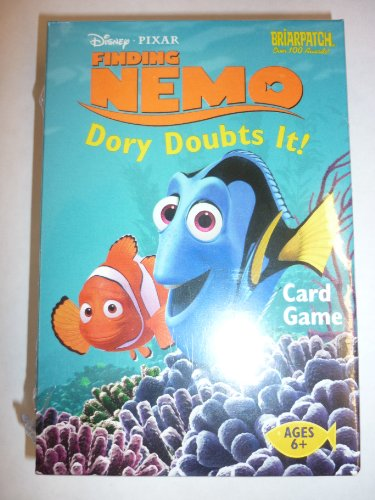 Finding Nemo Dory Doubts It Card Game - 1
