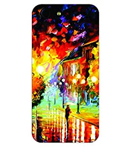 Voodoo Printed Back Cover For Apple Iphone 6S