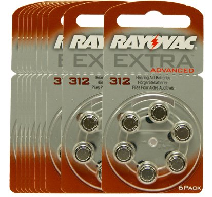 60-piles-auditives-rayovac-312-extra-advanced-pile-auditive-pr41-piles-pour-appareils-auditifs-312ae