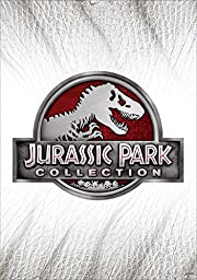 Jurassic Park Collection (Jurassic Park / The Lost World: Jurassic Park / Jurassic Park III)
