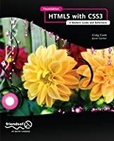 Foundation HTML5 with CSS3 Front Cover
