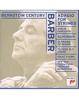 Adagio pour cordes  (Bernstein Century)
