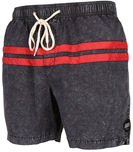 Billabong, Pantaloni corti Uomo Mario Acid, Blu (Navy), S