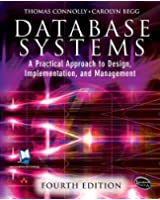 Database Systems: A Practical Approach to Design, Implementation and Management (International Computer Science Series)