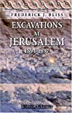 img - for Excavations at Jerusalem: 1894-1897 book / textbook / text book