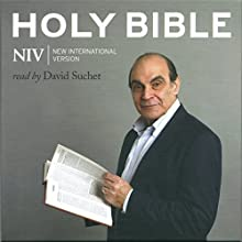 Complete NIV Audio Bible (       UNABRIDGED) by  Biblica Narrated by David Suchet