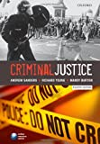 Criminal Justice (0199541310) by Sanders, Andrew