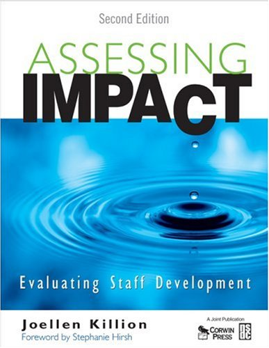 Assessing Impact: Evaluating Staff Development (Staff Development compare prices)