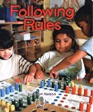 Following Rules (First Step Nonfiction)