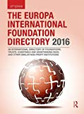 img - for The Europa International Foundation Directory 2016 book / textbook / text book