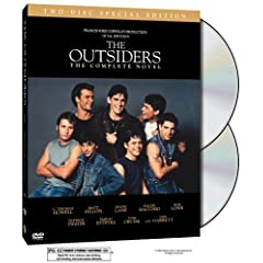 The Outsiders: The Complete Novel DVD