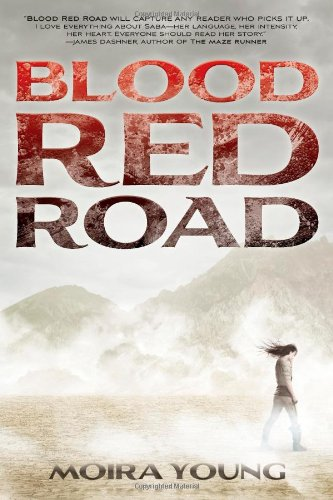Cover of Blood Red Road