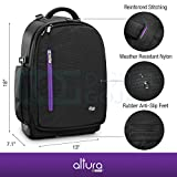 DSLR Camera Backpack Bag by Altura Photo for Camera, Lenses, Laptop/Tablet and Photography Accessories (The Great Explorer)