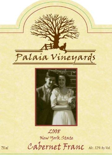 2008 Palaia Vineyards Cabernet Franc 750 Ml