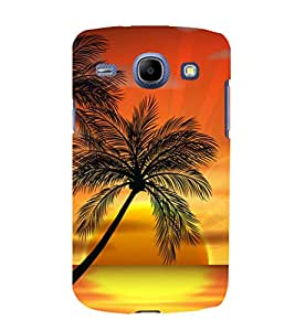 printtech Palm Trees Sunset Back Case Cover for Samsung Galaxy A5 / Samsung Galaxy A5 A500F