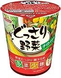エースコック どっさり野菜 チリトマト味ラーメン 63g×12個