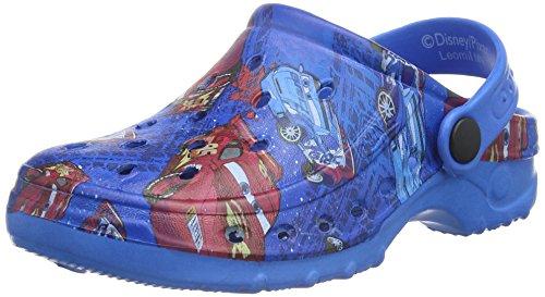CarsBoys Kids Clog Sandals and Mules - Zoccoli Bambino , Blu (Blau (CBL CBL)), 25
