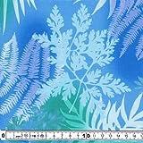 キャシー中島のハワイアンプリント生地  リナ2014(20076-70) ※価格は、10cmの価格。ご注文は、50cmから10cm単位で承ります。 Kathy Mom ルシアン LECIEN アイランドスタイル 布・生地