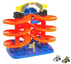 Fisher-Price Super Spiral Speedway