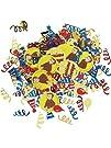 Curious George Animated Confetti Printed .5oz  Each